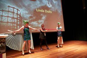 Opening Roze Filmdagen Linda Duits