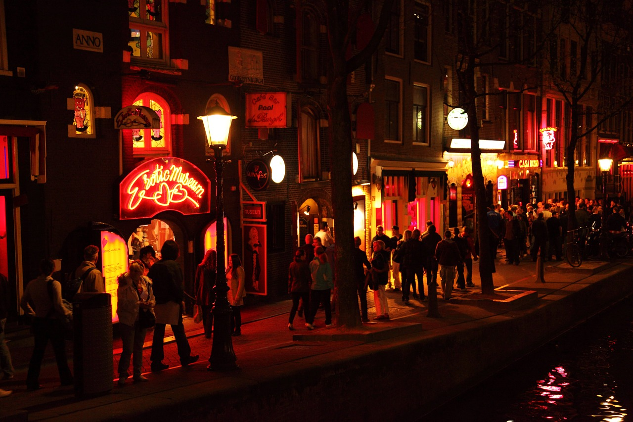 Amsterdam de Wallen