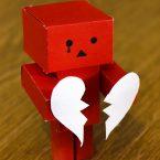 Liefdesverdriet, gebroken hart