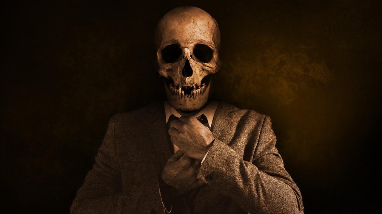schedel man