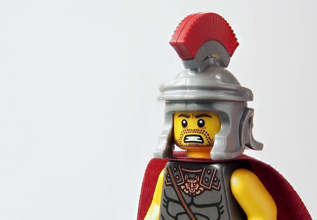 lego romein centurion