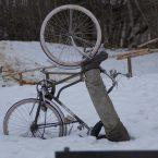 fiets ongeluk been