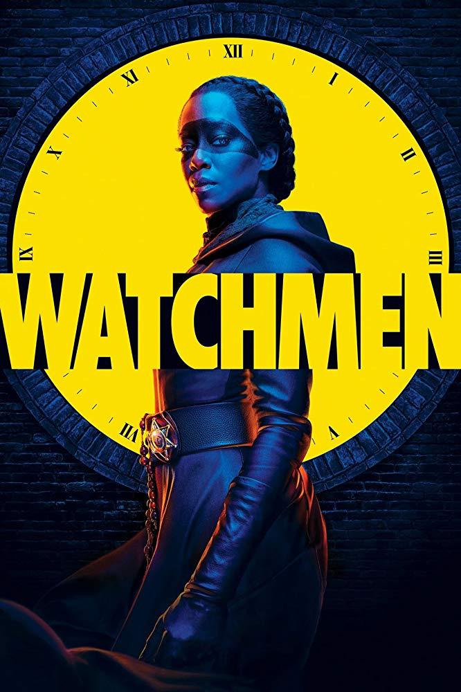 Watchmen 2019 serie poster