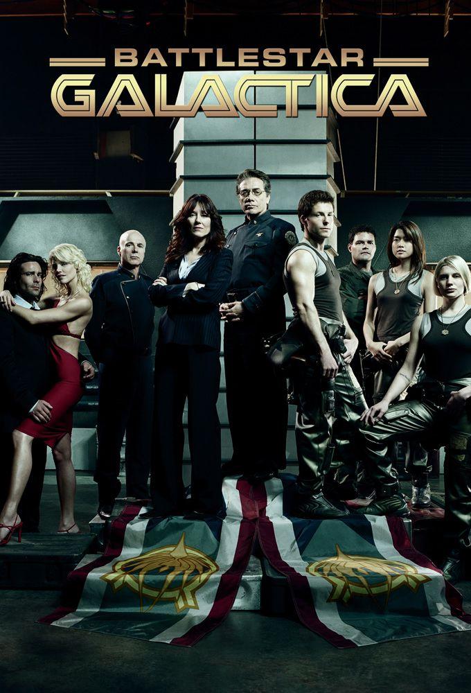 Battlestar Galactica, poster 2004-2009