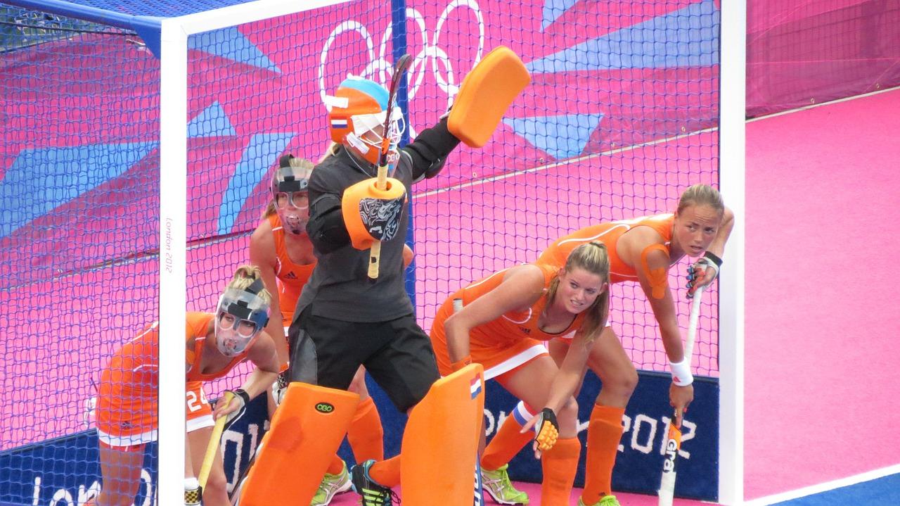 olympische spelen londen dames hockey